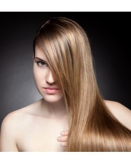 45 cm                  kolor nr 12                blond ciemny